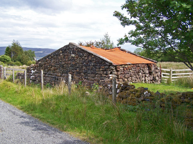 Barn in Camastianavaig