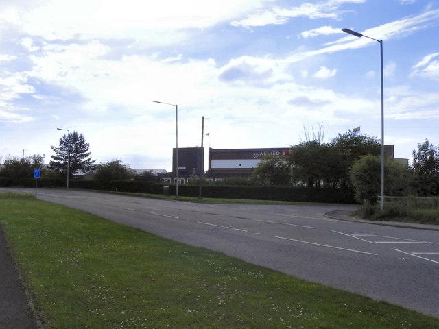 Ashton Road (A6017), Bredbury