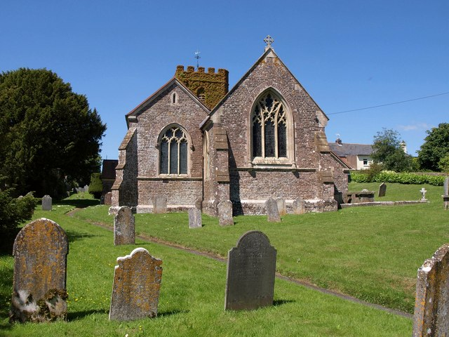 St Margaret's church, Stoodleigh