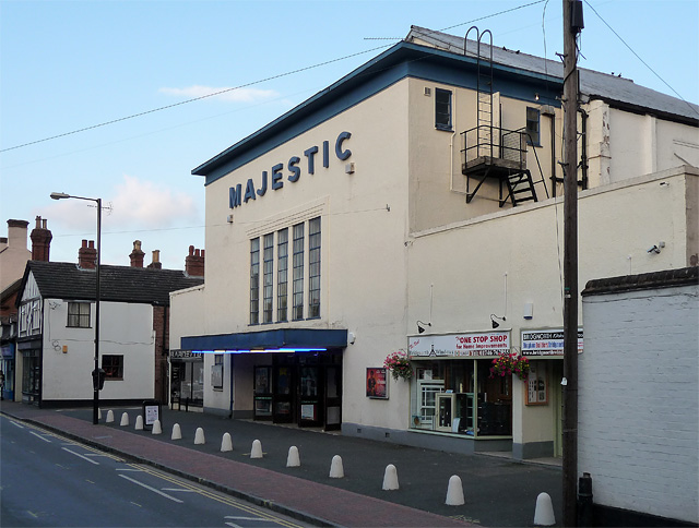 Cinema, Bridgnorth