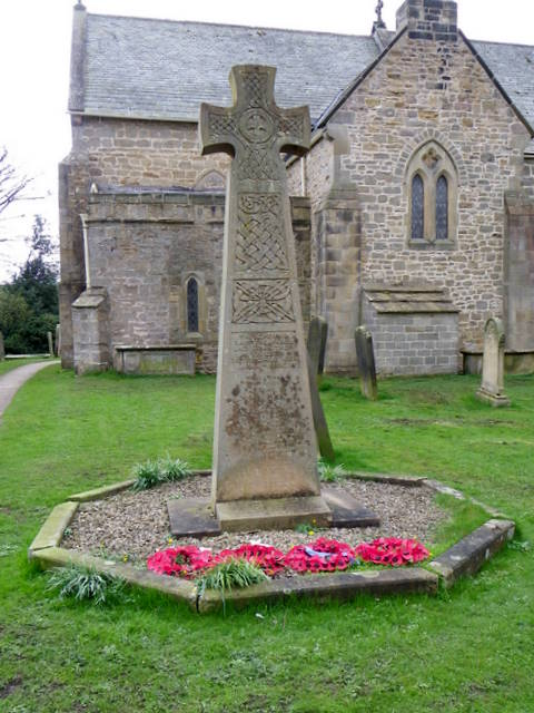 War Memorial, Gainford