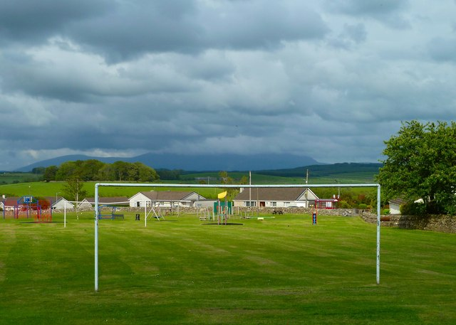 Recreation Ground in Kirkcowan
