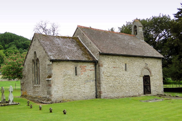 St Giles, Pipe Aston