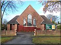 SJ9347 : Werrington Methodist Church by Carl Farnell