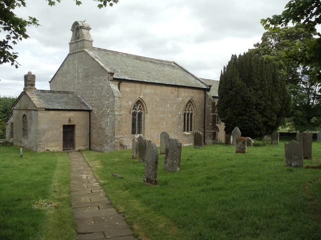 Church of St. Wilfred, Kirkharle