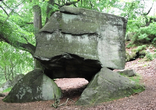 Gawton's Rock
