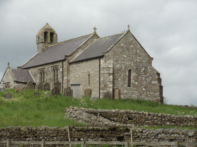 Church of St Aidan,  Thockrington