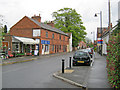 SK6456 : Main Street at Farnsfield by Trevor Rickard