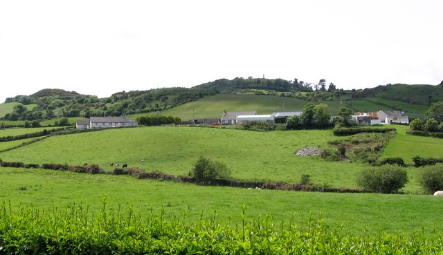 Rural settlement at Roneystown