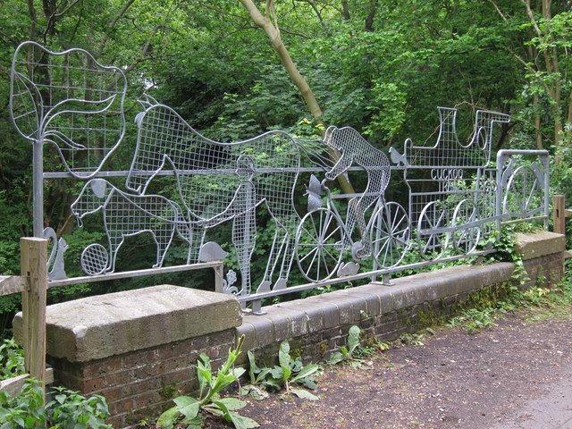 Cattle Creep Bridge