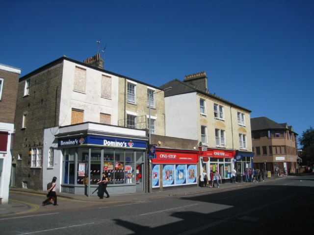 Shops on Hills Road