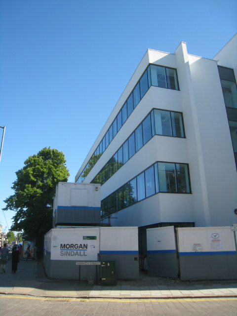 Refurbished office - Hills Road