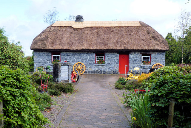 Dick Dowling Cottage, Milltown, Ireland