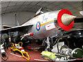 TM3187 : The Norfolk & Suffolk Aviation Museum in Flixton by Evelyn Simak