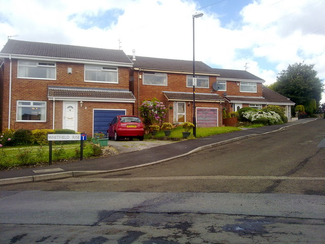Whitfield Rise, Shaw and Crompton