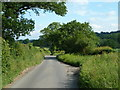 SK4562 : Stanley Lane, looking north by Andrew Hill