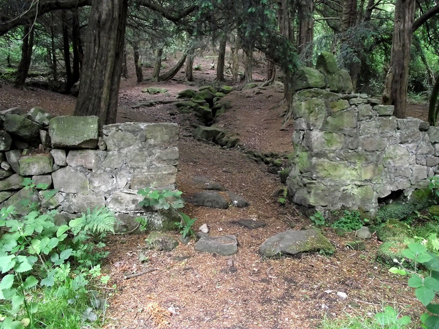Entrance to Gawton's Well