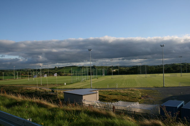 Monaghan Ireland  city images : H7823 : Monaghan GAA Training Centre, Cloghan, Co. Monaghan
