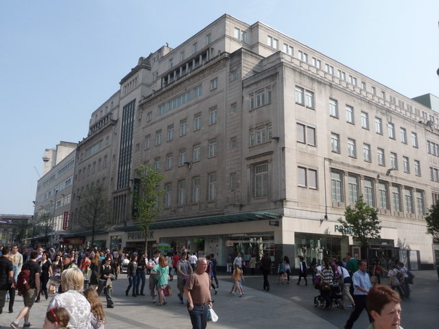 Liverpool: Primark, Church Street