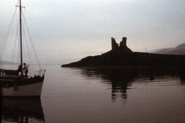 Castle Moil - 1980