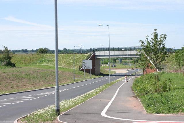 Lichfield Southern Bypass  (1)