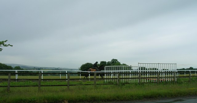 Horse racing gallops, Braygate Street