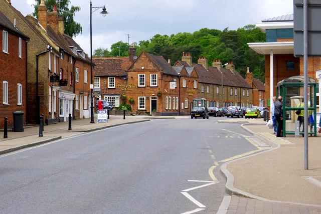 Bedford Street, Ampthill