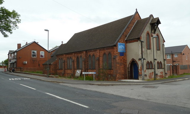Church of St Andrew, Barrow Hill