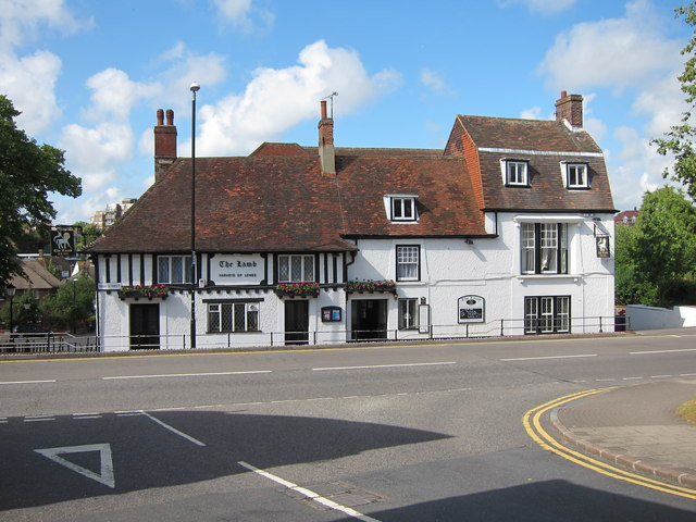 The Lamb, Eastbourne