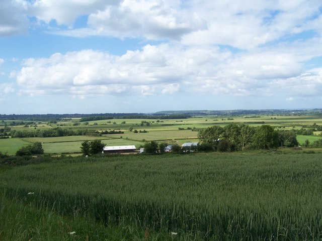 View from Burrow Hill