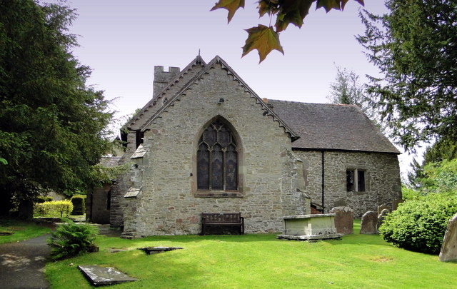 St Giles, Ludford