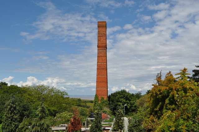 Watchet Paper Mill Chimney