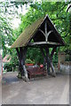 TG1927 : St Michael's Church, Aylsham - church yard gate by Glen Denny
