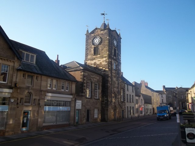 Old Town Hall, Alnwick