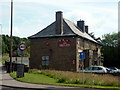 SE0818 : The Swan Inn on New Hey Road, Outlane by Ian S