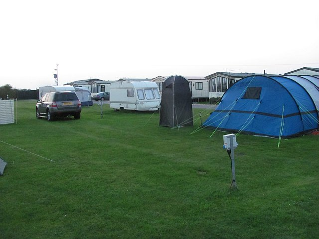 Dulhorn camp site