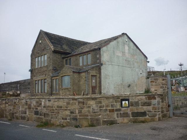 Buckstones House