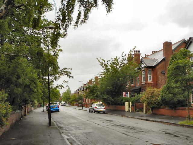Corkland Road, Chorlton-Cum-Hardy