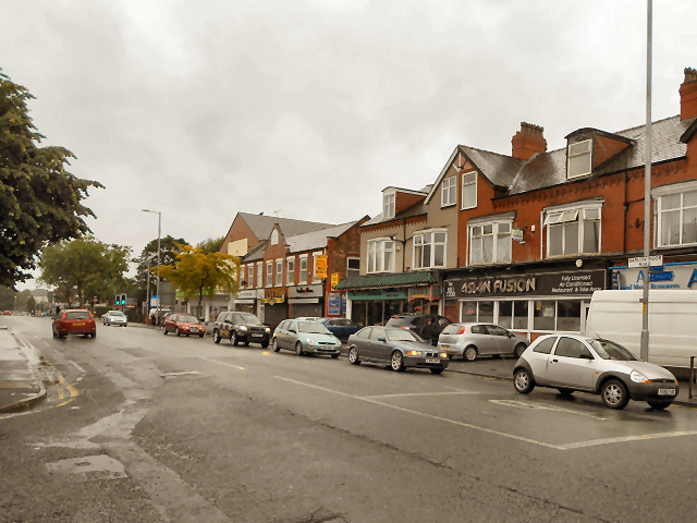 Barlow Moor Road (A5145)