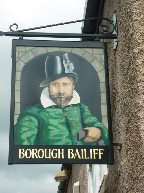 The Borough Bailiff