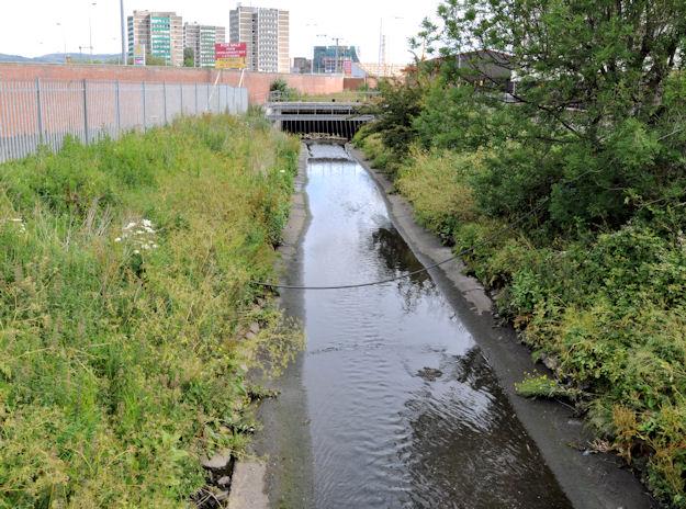 The Blackstaff River, Belfast (2)