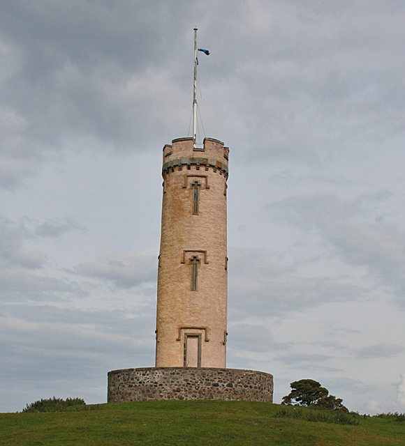 Tower in Binns Hill