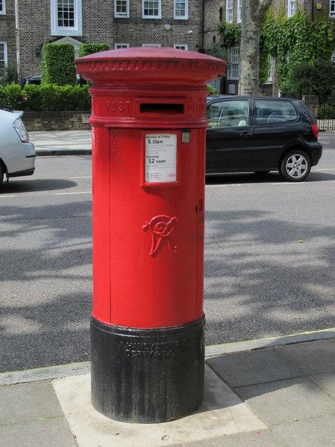 Victorian postbox, Hamilton Terrace, NW8