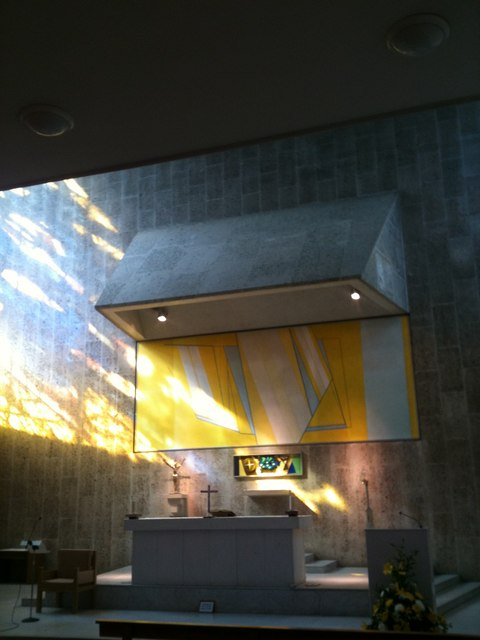 Liverpool Catholic Cathedral (interior)