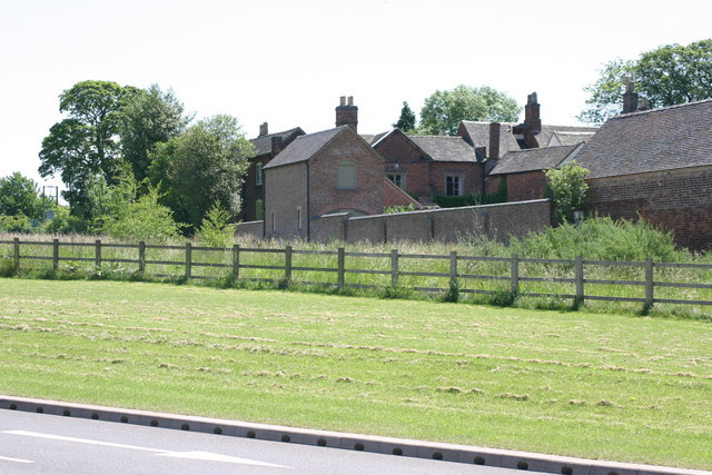 Disused Farm and Farm House