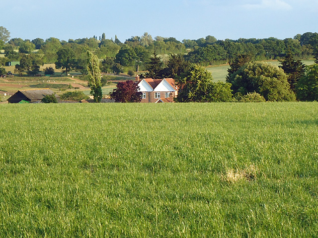 Lower Jennies Farm, Bures Hamlet
