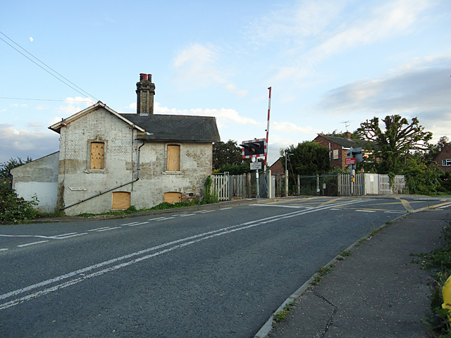Crossing Cottage, Mount Bures