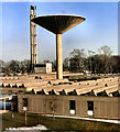 SE6250 : Chemistry Department Water Tower, University of York by David Dixon
