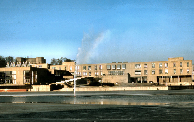 university of york  vanbrugh college  u00a9 david dixon