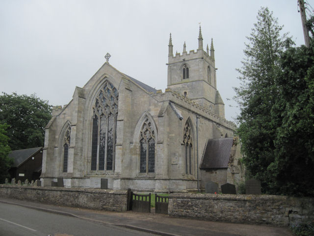 St Michael's Church Swaton